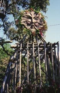 Ren Faire Green Man