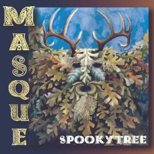 Masque - CD cover art by Debra Knodel © 2012