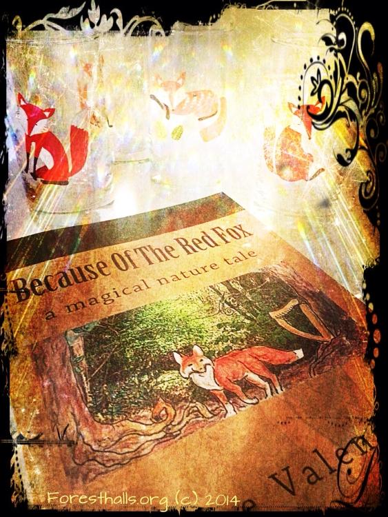 Red Fox Mischief