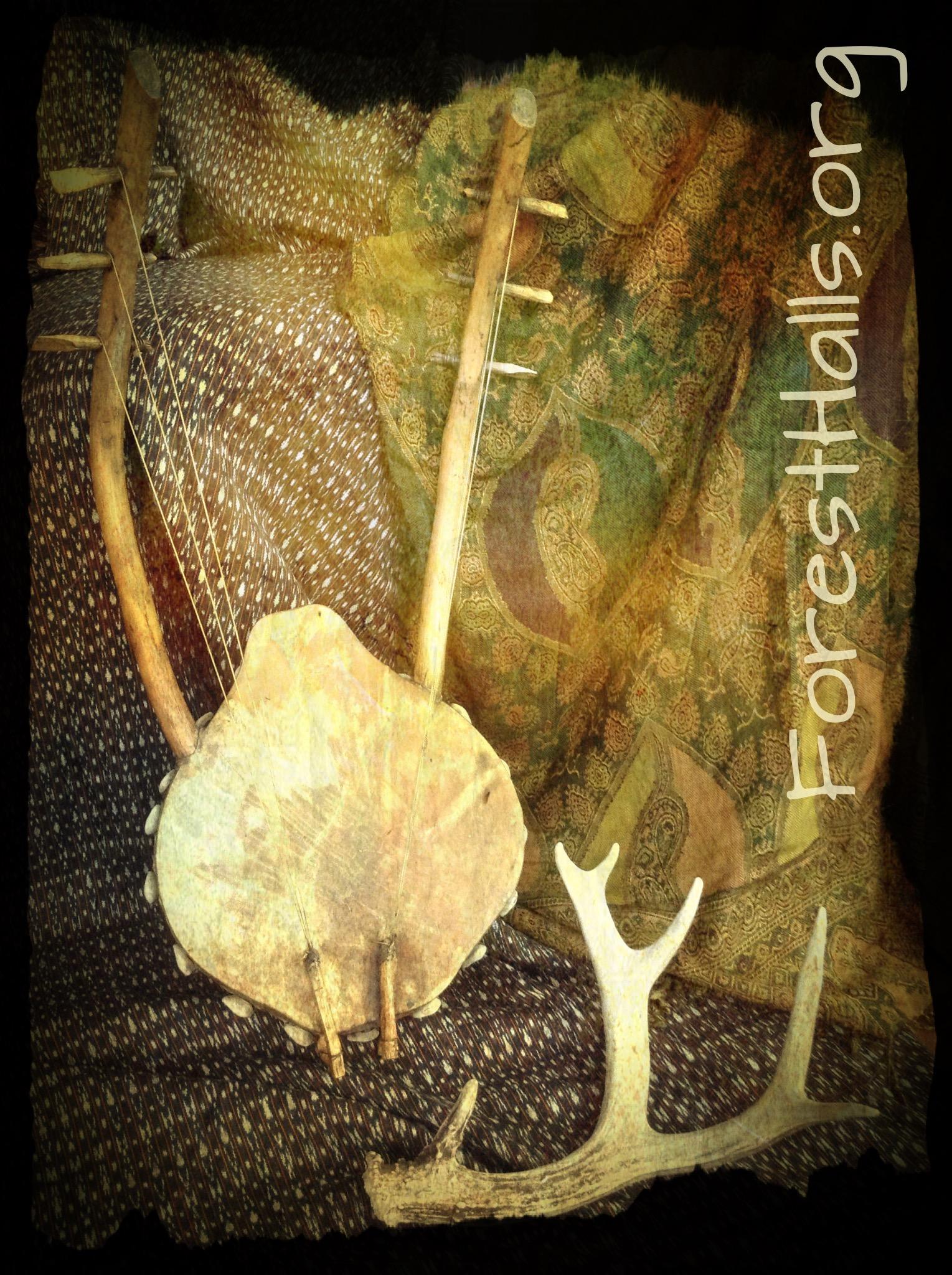 African Harp