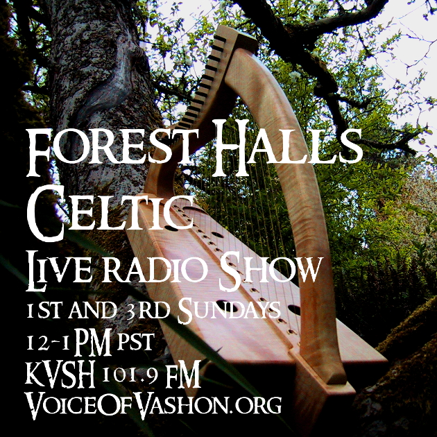 Forest Halls Celtic Show